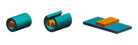直线电机结构
