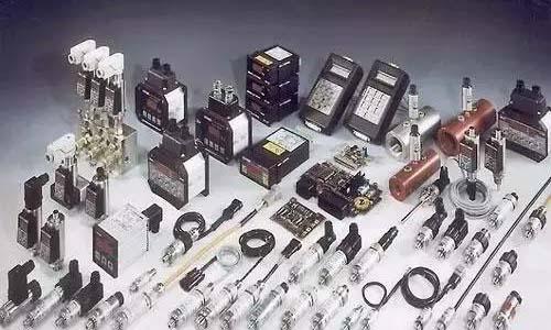 工业自动化设备常用常用传感器