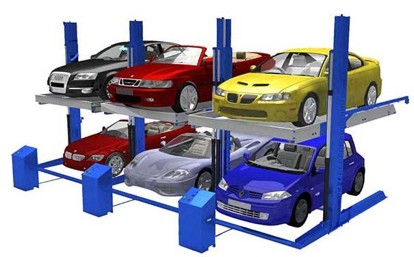 自动机械停车设备